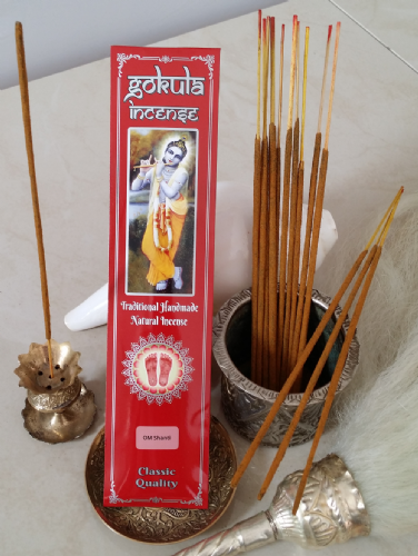 OM Shanti Incense Sticks - 20 grams